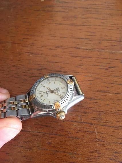 Relógio Breintling Feminino Original, Aceito Oferta