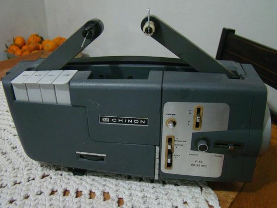 Projetor 8mm Chinon C-100 , Não Liga