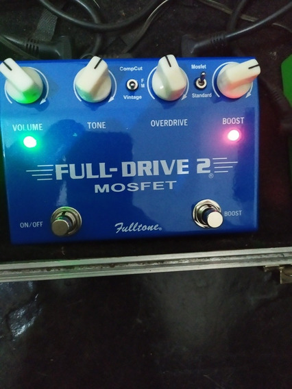 Pedal Full Drive Mosfet