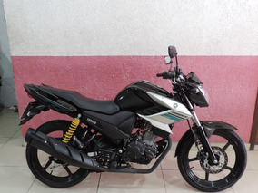 Yamaha Ys Fazer 150 Sed 2019 Blueflex 1600 Km