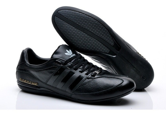 Zapatillas adidas Porsche Tip64 Color Negro . 10 Puntos