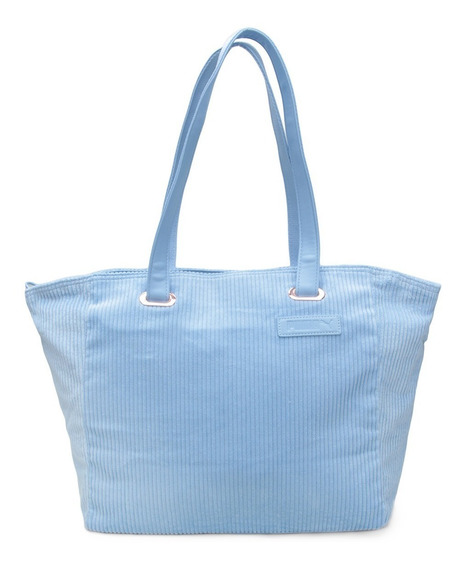 Bolsa Puma Tote Shopper Prime Time Large Azul - Original