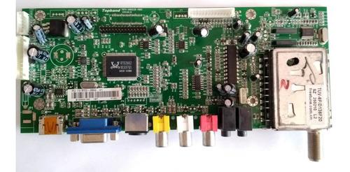Imagem 1 de 4 de Placa Video - Tv Cce Tl800
