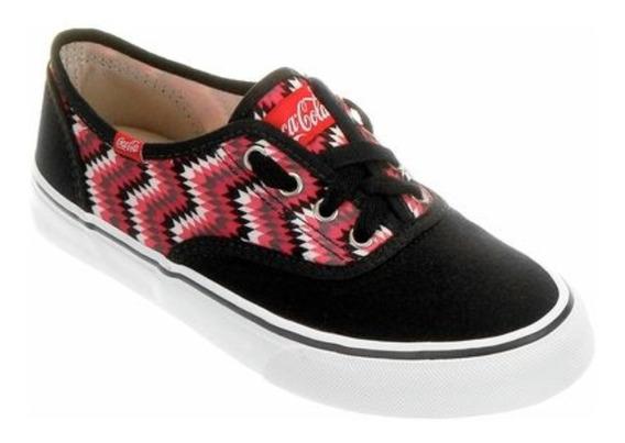 Zapatillas Coca Cola 36