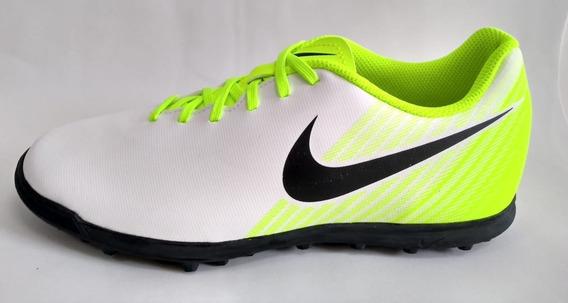 Chuteira Society Nike Magistax Ola Ii Tf Masculina Ref:844