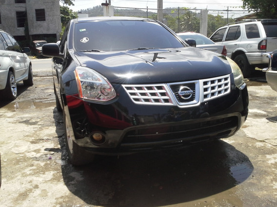 Nissan Rogue 2010 4x4 Gasolina Y Gas Natural