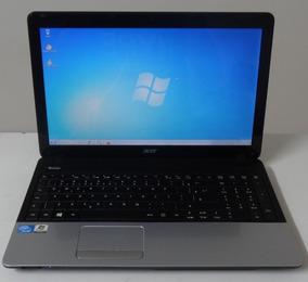 Notebook Acer Aspire E1-531-2606 Cel 3gb 250gb + Alphanum