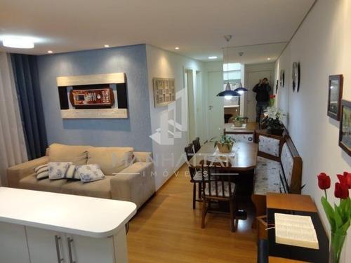 Apartamento À Venda Em Jardim Aurélia - Ap003426