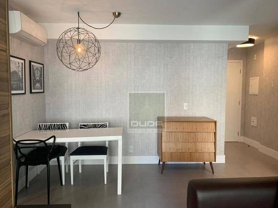 Apartamento Com 1 Dormitório Para Alugar, 43 M² Por R$ 4.700/mês - Jardim Paulista - São Paulo/sp - Ap5011