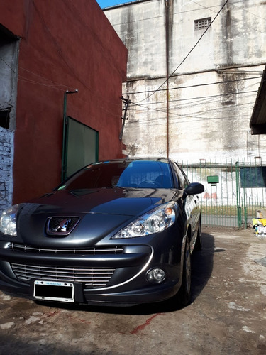 Peugeot 207 2012 1.6 Xs