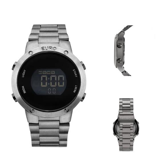 Relógio Feminino Euro Eubj3279ae/4k 12x S/ Juros Original