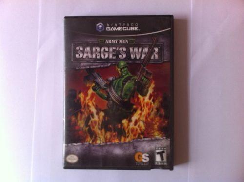 Army Men Sarge´s War P/ Game Cube / Wii