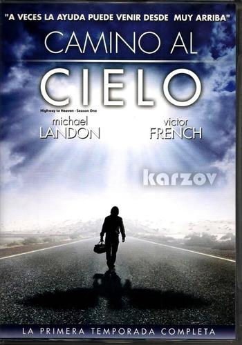 Camino Al Cielo Highway To Heaven Temporada 1 Uno Dvd