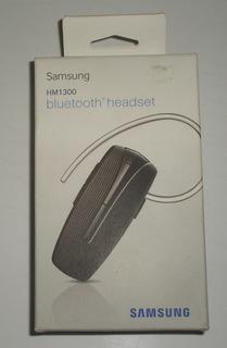 Headset * Bluetooth Sansung Hm1300 Mono Original Novo