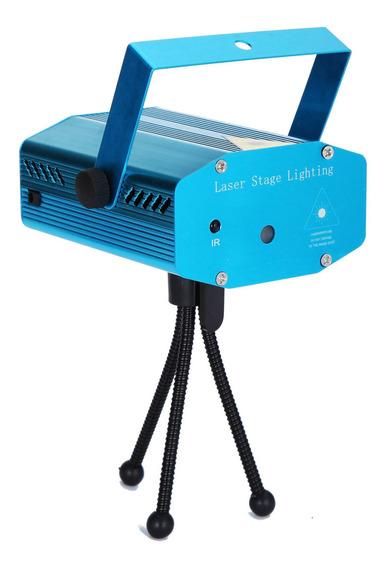 Projetor Laser Tripé Decoração De Natal E Festas