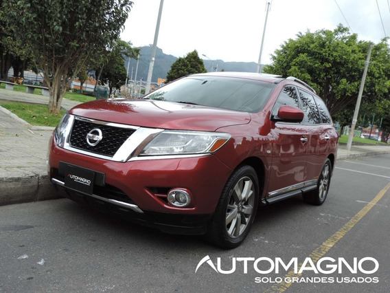 Nissan Pathfinder Exclusive At 7p