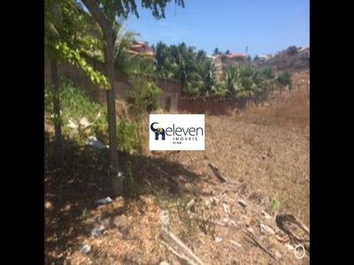 Terreno A Venda Itapuan , Salvador Com Área Total 1.064,00 M². - Tr00148 - 32703148