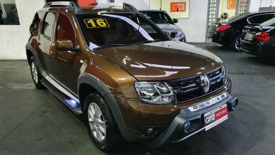 Renault Duster 2.0 Dynamique Hi-flex Aut. 2016 Único Dono