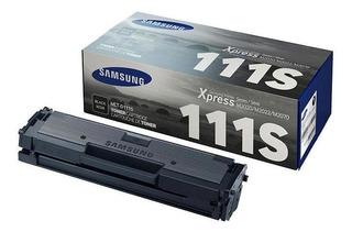 Cartucho De Toner Samsung Mlt-d111s Negro Su815a