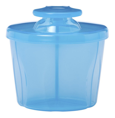 Imagen 1 de 1 de Dispensador De Leche En Polvo Color Azul Dr. Brown's