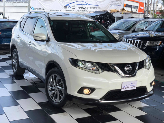 Nissan X-trail 2.5 Exclusive 3 Row Cvt 2016