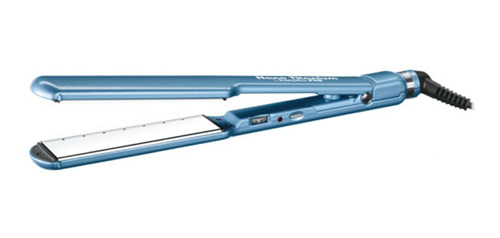 Imagen 1 de 2 de Plancha de cabello BaBylissPRO Nano Titanium 5073 BNT5073T azul