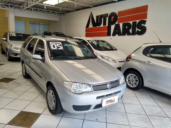 Fiat Palio 1.8 Mpi Hlx Weekend 8v Flex 4p Manual