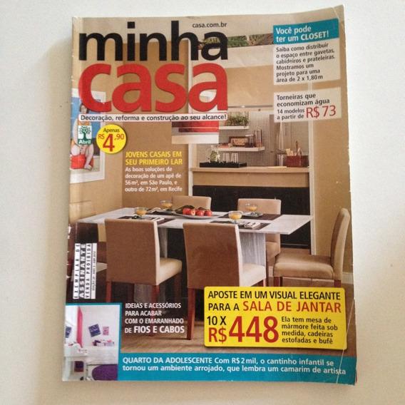 Revista Minha Casa N24 Abril2012 Sala De Jantar Elegante C2