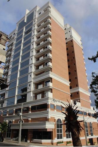 Imagem 1 de 30 de Cobertura Com 4 Dormitórios À Venda, 479 M² - Jardim Carvalho - Ponta Grossa/pr - Co0008