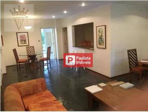 Apartamento À Venda, 161 M² Por R$ 1.100.000,00 - Campo Belo - São Paulo/sp - Ap29296