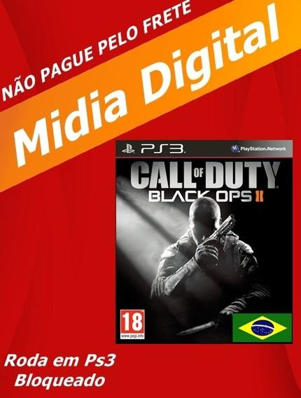 Call Of Duty Black Ops 2 + Revolution - Ps3 Envio Em Minutos
