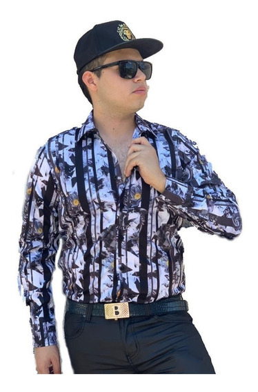 Camisa Buchona Kavali Modelo Buchon 2019 Jl8