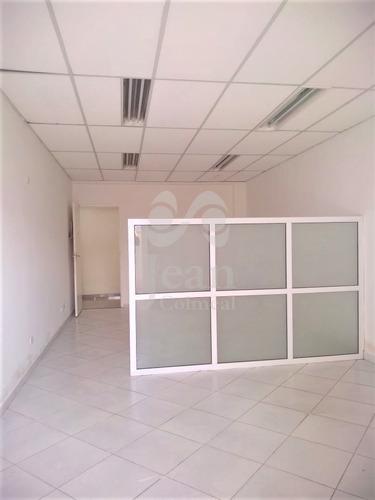 Imagem 1 de 3 de Bela Sala Comercial Para Locação, Centro, Mogi Das Cruzes, Sp - Sp - Sa0008_colmea