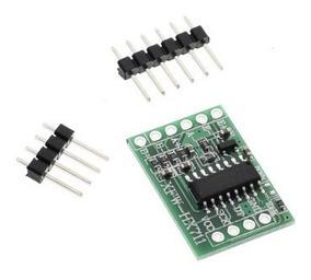 Módulo Conversor Amplificador Hx711 24bit 2 Canais Balanças