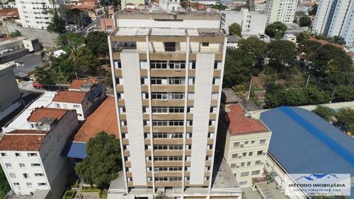 Apartamento Para Venda Em São Paulo, Cambuci, 3 Dormitórios, 1 Suíte, 3 Banheiros, 1 Vaga - 12896_1-1649337