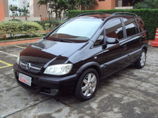 Chevrolet Zafira 2.0 Elite Flex Power - Ano 2006 Aut + Teto