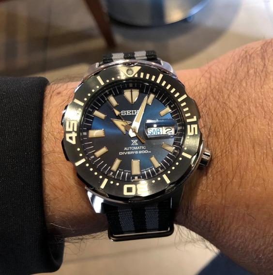 Seiko 2019 Prospex Diver Srpd25 Monster Automatic 200m