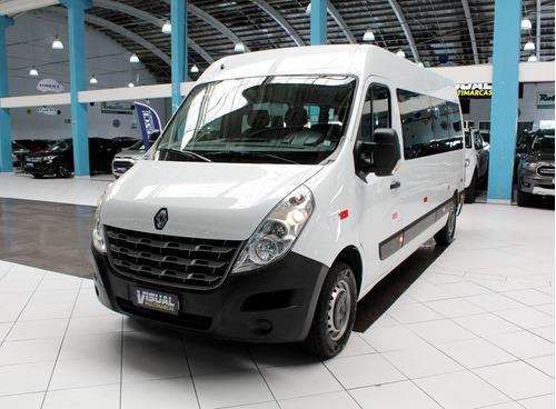 Imagem 1 de 14 de Renault Master 2.3 Minibus Executive Turbo Diesel 3p -2019