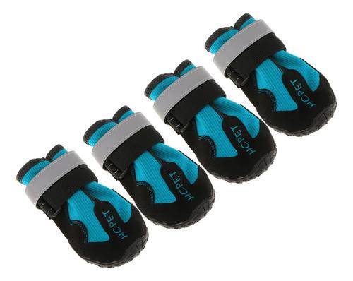 Imagen 1 de 9 de Zapatos Resistentes Antideslizantes S Azul