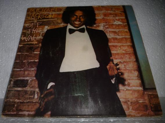 Lp Michael Jackson Off The Wall 1979 Br Capa Dupla Excelente