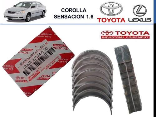 Concha Biela Toyota Corolla Sensacion 1.6 03-08 0.30 0.75