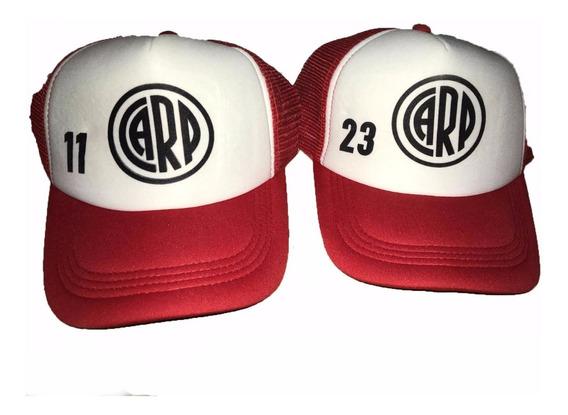 Gorra River Plate 2017