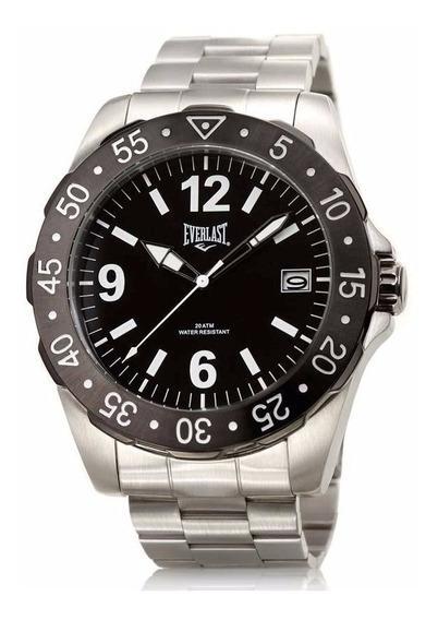 Relógio Everlast Masculino Analógico E267