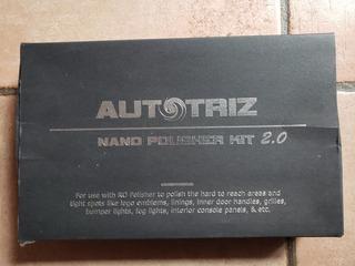 Micropulidora Autotriz Nano Polisher 2.0