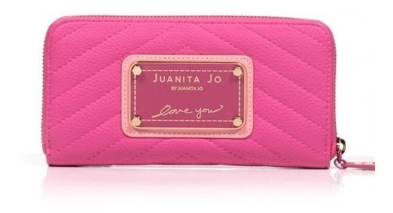 Billetera Juanita Jo Brand Varios Colores 30045 I20