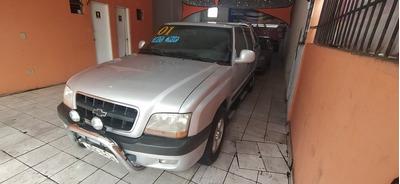 Chevrolet S10 2.8 Diesel 4x4 4p 2001