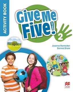 Give Me Five 2 - Activity Book