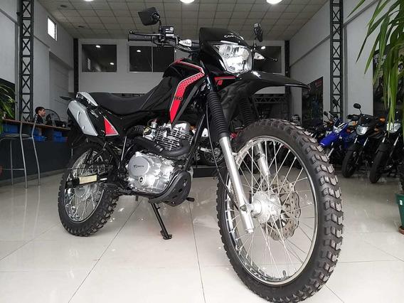 Corven Triax 150 R3 Enduro 2020 0km Crédito Dni 100% Motonet
