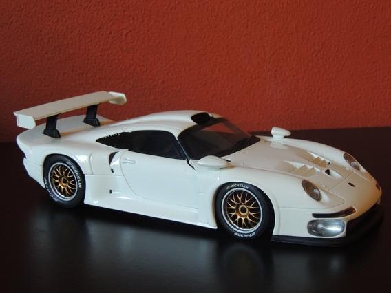 Miniatura Porsche 911 Gt2 Branco 1:18 Ut Model