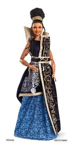Imagem 1 de 10 de Barbie Collector Filme Disney Uma Dobra No Tempo Mrs. Who